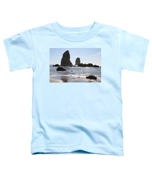 Cannon Beach II Toddler T-Shirt