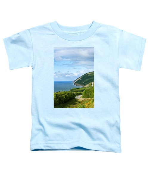 Cape Breton Highlands National Park Toddler T-Shirt