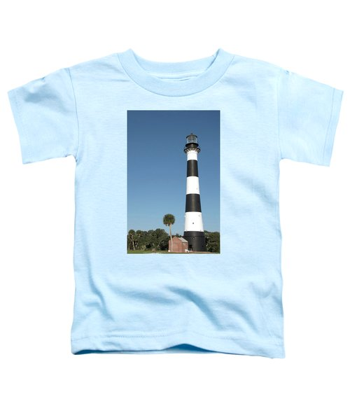 Cape Canaveral Lighthouse  Toddler T-Shirt