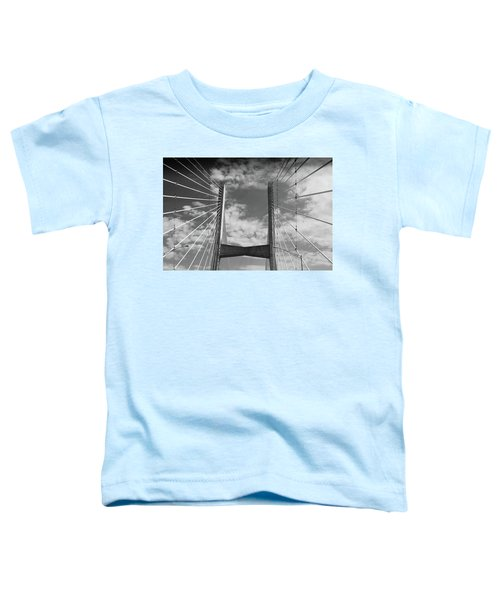 Cape Girardeau Bridge Toddler T-Shirt