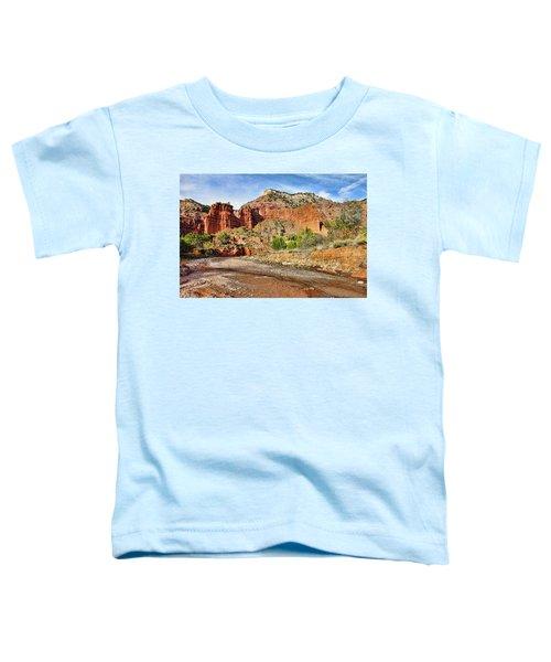 Caprock Canyon Toddler T-Shirt