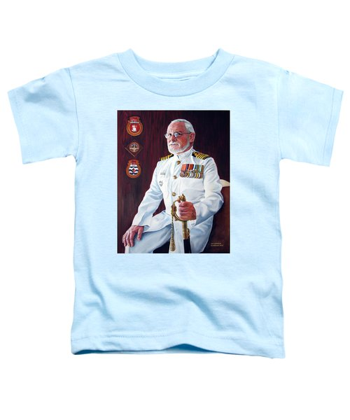 Capt John Lamont Toddler T-Shirt