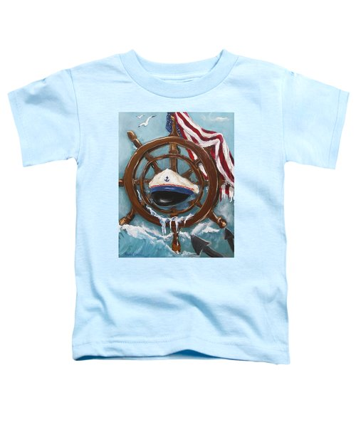 Captain's Home Toddler T-Shirt