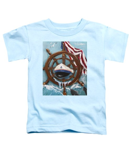 Captain's Home Toddler T-Shirt