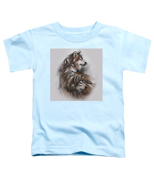 Captivated Toddler T-Shirt
