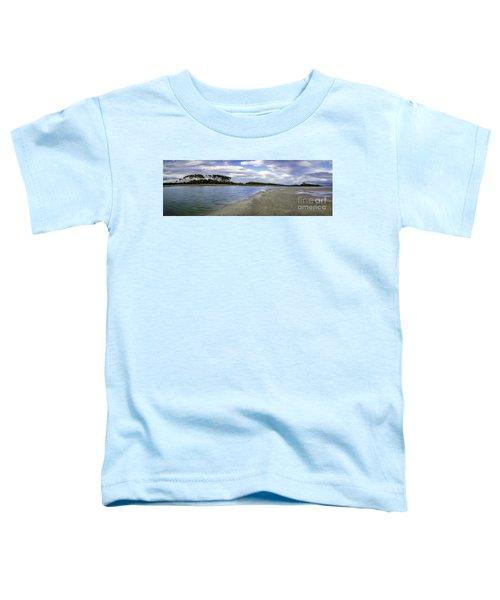 Carolina Inlet At Low Tide Toddler T-Shirt