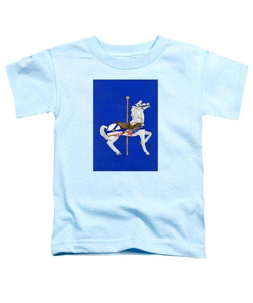 Carousel Horse #1 Toddler T-Shirt