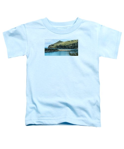 Cascade Head Panorama Toddler T-Shirt
