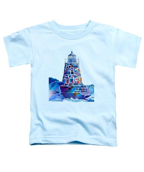Castle Hill Newport Lighthouse Toddler T-Shirt