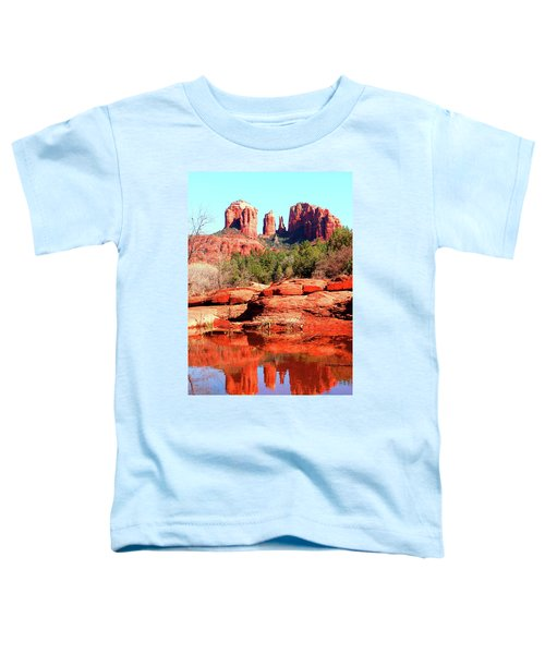 Cathedral Reflections 2 Toddler T-Shirt