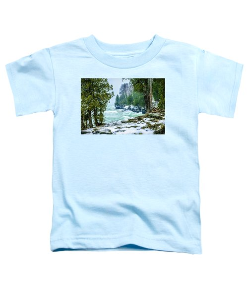 Cave Point #5 Toddler T-Shirt
