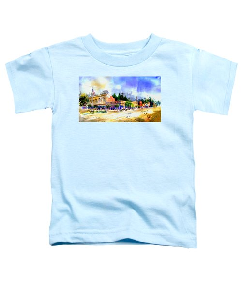Central Square Auburn Toddler T-Shirt
