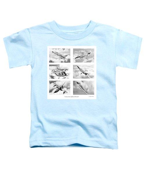 Century Series Drawings Toddler T-Shirt