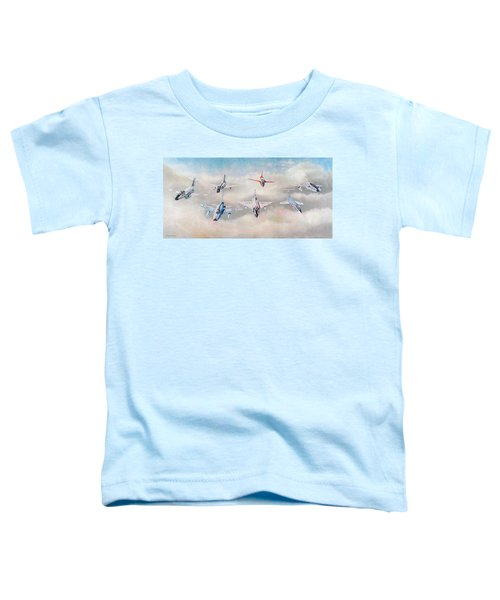 Century Series Fantasy Formation II Toddler T-Shirt