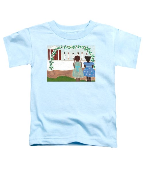 Ceremony In Sisterhood Toddler T-Shirt