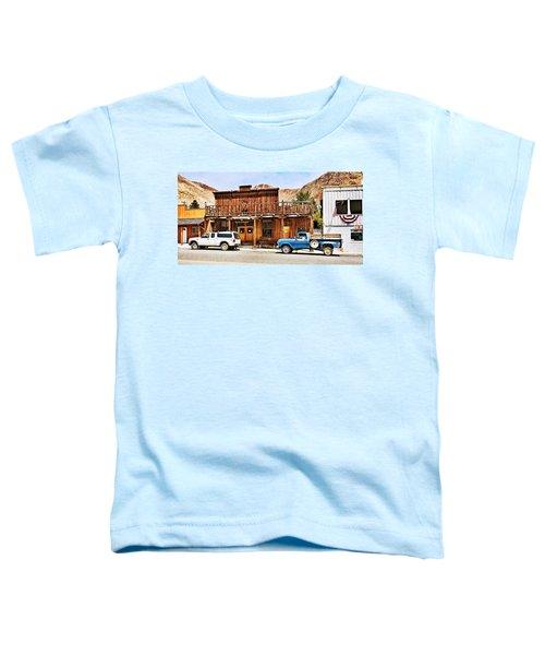 Challis, Idaho Toddler T-Shirt
