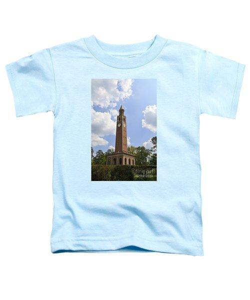 Chapel Hill Bell Tower Toddler T-Shirt