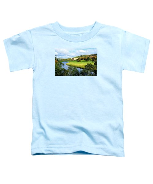 Chatsworth House View Toddler T-Shirt