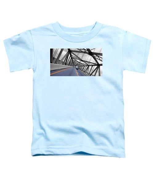 Chesapeake Bay Bridge Toddler T-Shirt