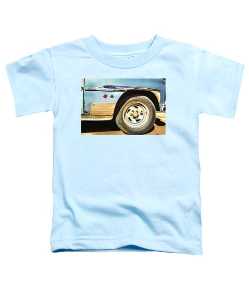 Chevy Deluxe Toddler T-Shirt