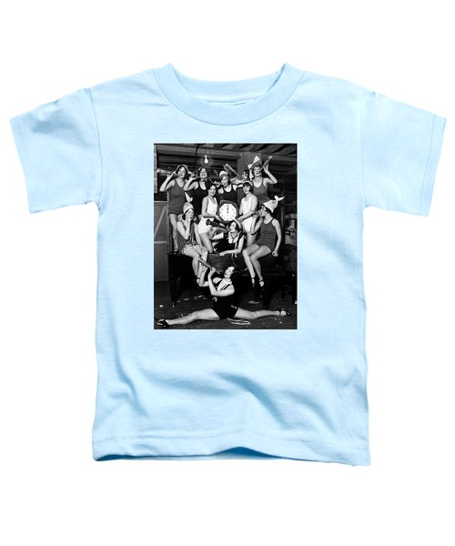 Chicago Prohibition New Years 1927 Toddler T-Shirt