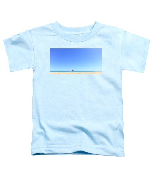 Toddler T-Shirt featuring the photograph Chilling At Cable Beach by Chris Cousins