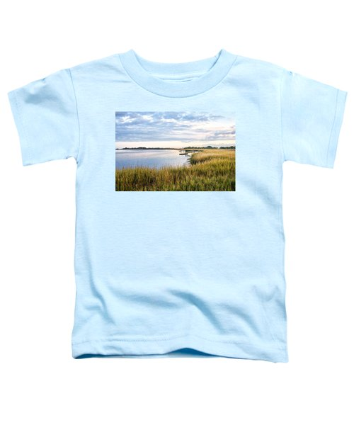Chisolm Island Shoreline  Toddler T-Shirt