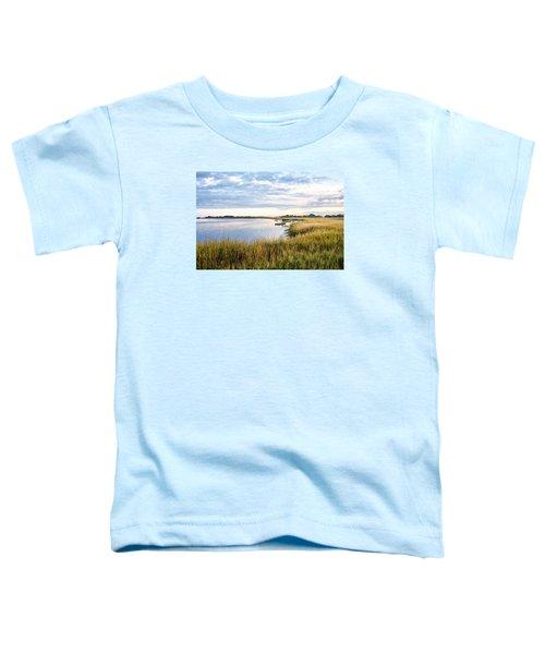 Chisolm Island Shoreline  Toddler T-Shirt
