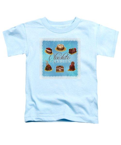 Chocolate Candies Toddler T-Shirt