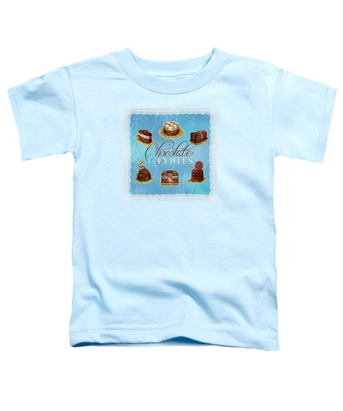 Chocolate Candies Toddler T-Shirt