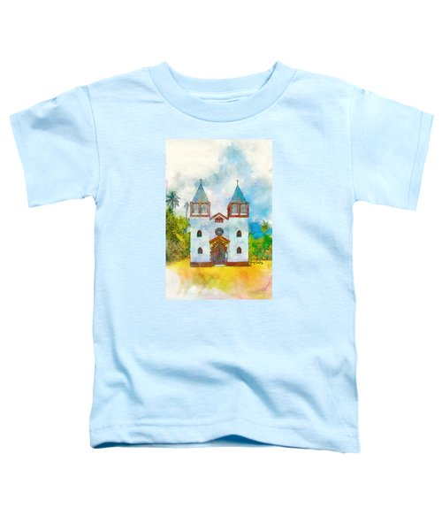 Church Of The Holy Family Toddler T-Shirt