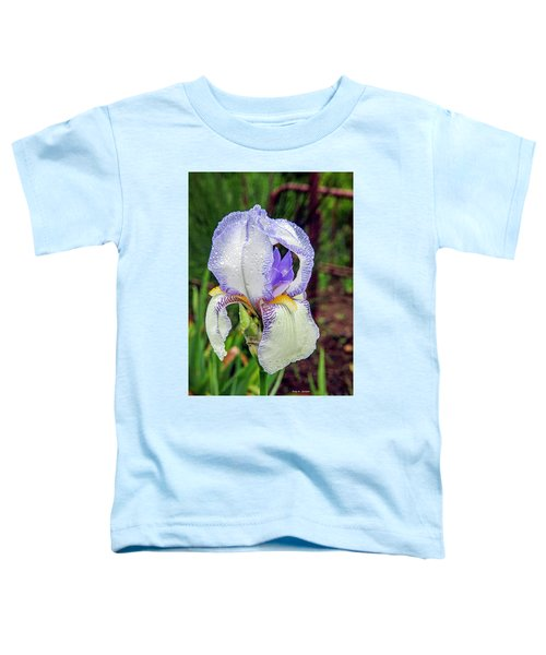Clarabelle Iris Toddler T-Shirt