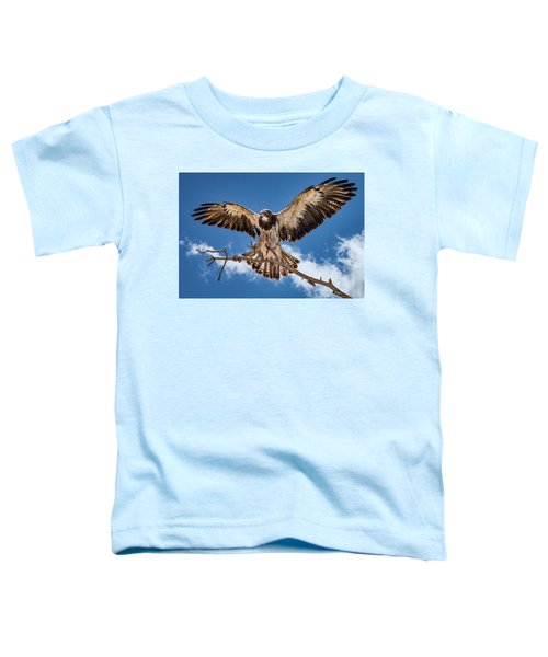 Cleared For Landing Toddler T-Shirt