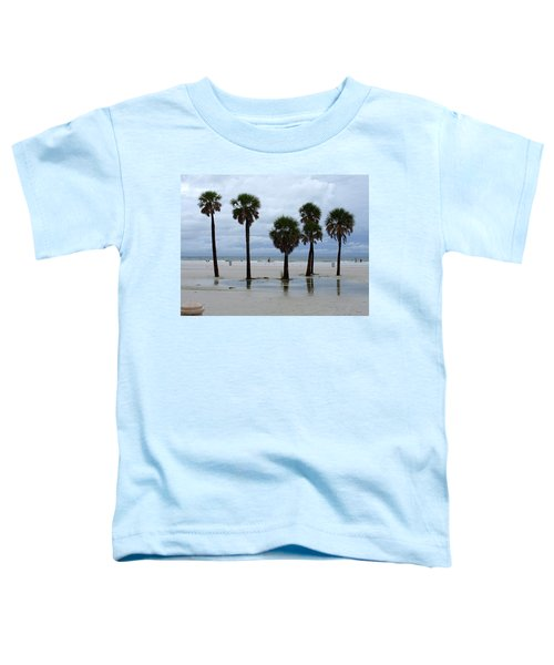 Clearwater Beach Toddler T-Shirt