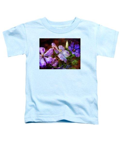 Clematis 1330 Idp_2 Toddler T-Shirt