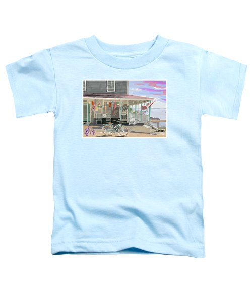 Cliff Island Store 2017 Toddler T-Shirt