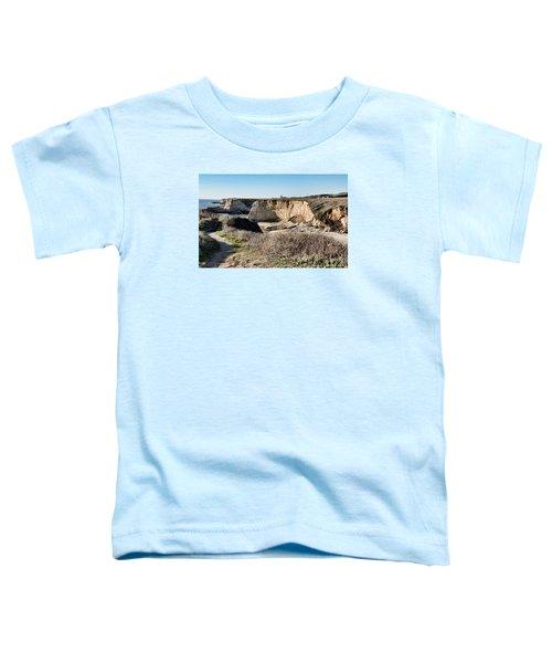 Cliff Top Toddler T-Shirt
