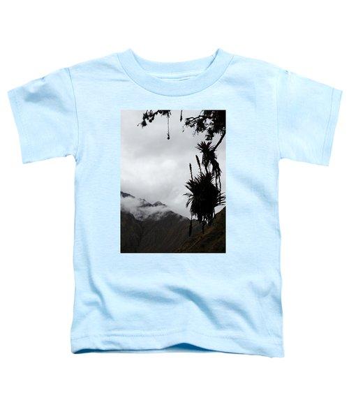 Cloud Forest Musings Toddler T-Shirt