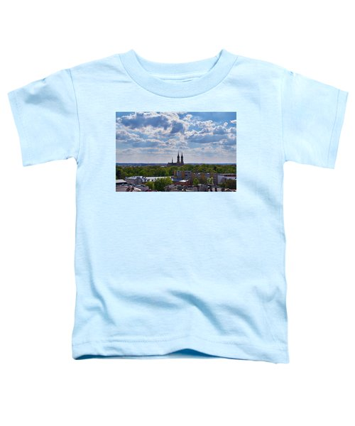 Cloud Ticklers Toddler T-Shirt