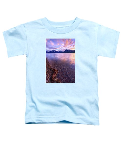 Clouds And Wind Toddler T-Shirt by Chad Dutson
