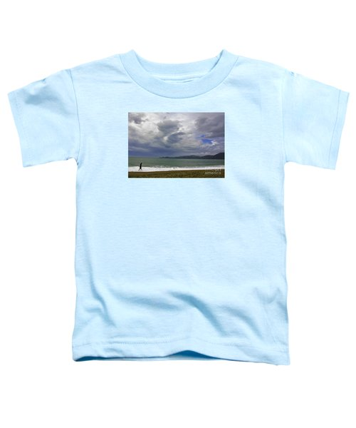 Cloudy Day Toddler T-Shirt