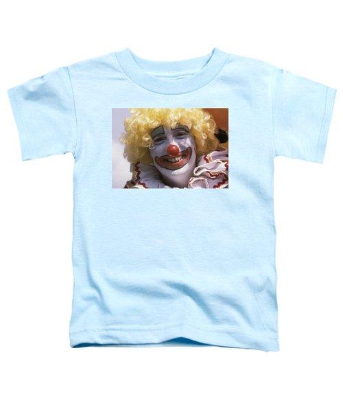 Clown-1 Toddler T-Shirt