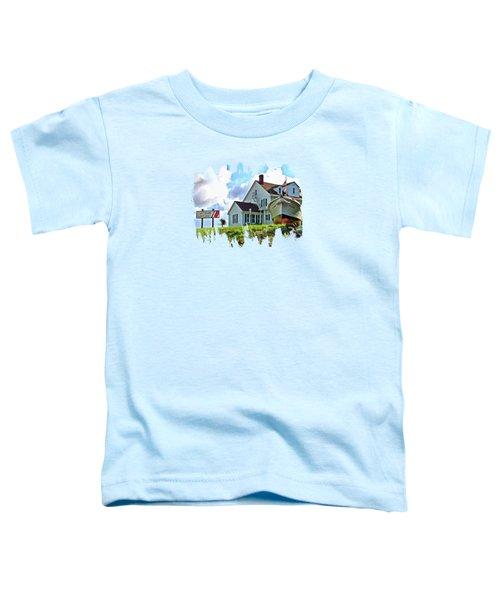 Coast Guard City Usa Toddler T-Shirt