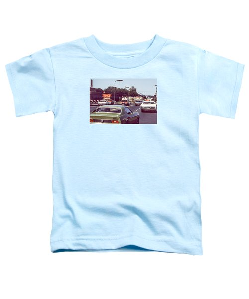 Coca Cola Plant On Central Ave Toddler T-Shirt