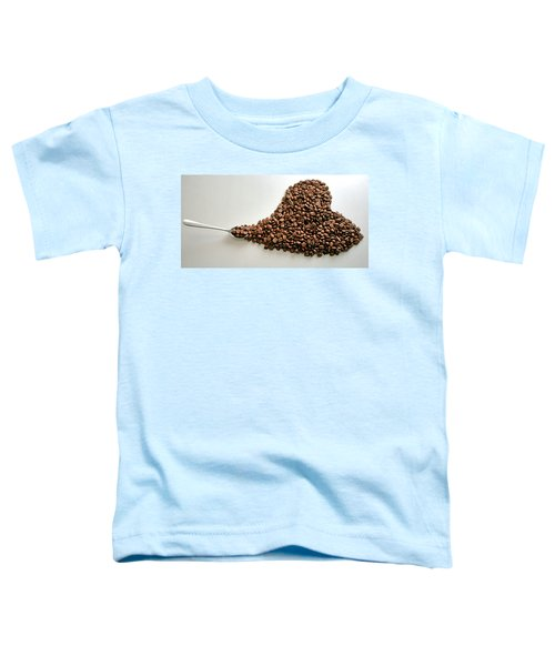 Coffee Lover Toddler T-Shirt