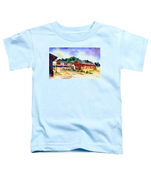 Colfax Rr Junction Toddler T-Shirt