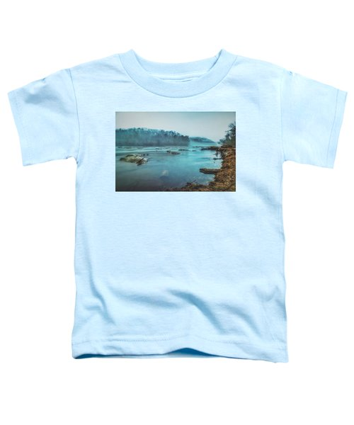 Colorful Fog Toddler T-Shirt