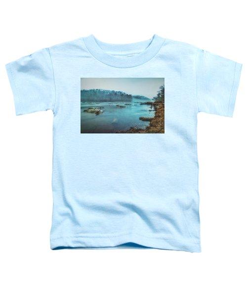 Colorful Fog Toddler T-Shirt