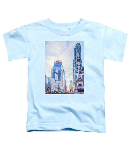 Columbus Circle Toddler T-Shirt