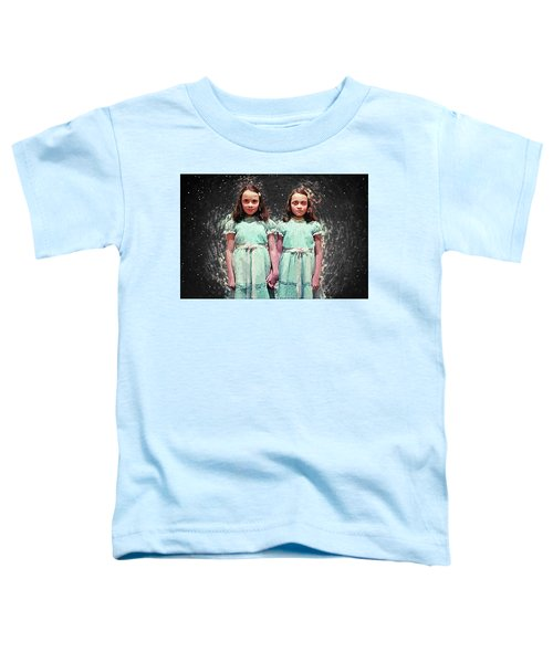 Come Play With Us - The Shining Twins Toddler T-Shirt